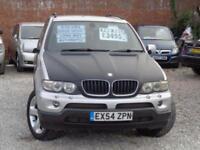 2004 BMW X5 D Sport 3 Auto