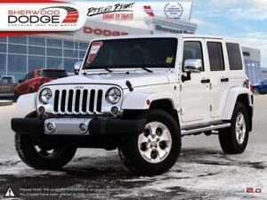 2014 Jeep Wrangler Unlimited Sahara  REMOTE START | 6.5 TOUCH SC