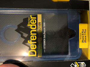 Otterbox defender for iPhone 7 or 8 PLUS - brand new