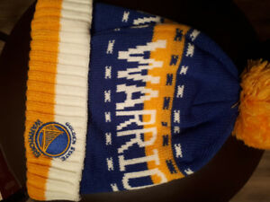 New with tags, Adidas Golden State Warriors toque