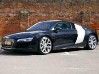 2013 Audi R8 5.2 FSI V10 Quattro - SOLD SIMILAR CARS WANTED!!! COUPE Petrol Manu