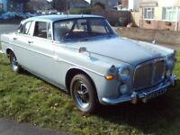 1973 Rover P5B 3.5 LITRE AUTO COUPE