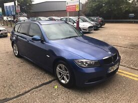 Bmw 3 series FSH LONG MOT
