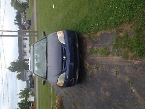 Last day2002 Honda Civic Lx Coupe (2 door) must go quick sale
