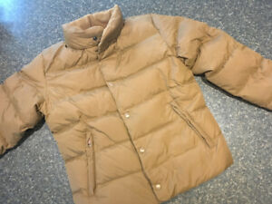 GAP DOWN-FILLED PUFFER COAT, WOMEN'S SMALL