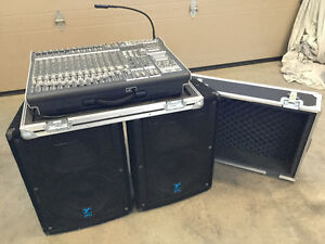 YORKVILLE PA SYSTEM FOR SALE