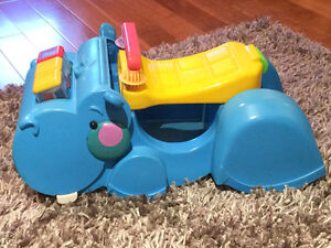 Hungry Hippo Riding Toy