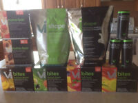 ViSalus Body By Vi Weight Loss Shakes in Stock in Moncton.