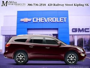 2008 Buick Enclave CX  ALL WHEEL DRIVE,PST PAID,8 PASSENGER
