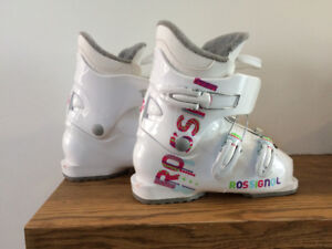 Rossignol Fun Girl J4 Junior Ski Boot 22.5