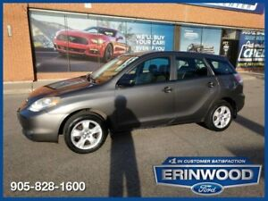2005 Toyota Matrix ALLOY WHLS / ICE COLD AIR !!!!