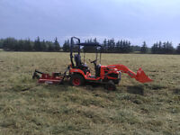Field Cutting/Brush Cutting in Selkirk and Area's