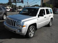 2008 JEEP 4X4 PATRIOT LTD  LOW KMS  SUNROOF-LEATHER  SALE Windsor Region Ontario Preview