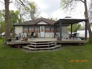 Cottage at Winnipeg Beach, Mb for Rent