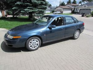2002 Saturn L-Series Sedan.  --- Sold Pending