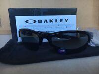 Oakley Sunglasses Bottle Rocket Polished Black/Black Polarized