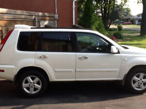 2005 Nissan X-trail Sport Utility Vehicle SUV, Crossover