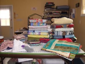 Need to clear your fabric stash?