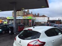 Hand Car Wash Valeting Business For Sale - Petrol Station Location - Main Road - Huge Potential