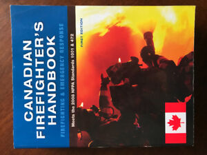 Canadian Firefighter's Handbook
