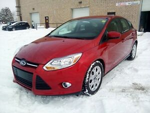2012 Ford Focus NO CREDIT CHECK REQUIRED! PAY MONTHLY!