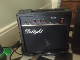 2 Small Amps