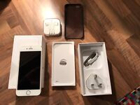Apple iphone 6 64gb Gold with Apple Case