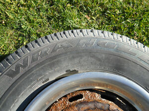 P225/75R16 Goodyear Wrangler M&S tire Peterborough Peterborough Area image 4