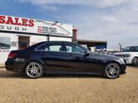 2014 14 MERCEDES-BENZ E CLASS 2.1 E300 BLUETEC HYBRID AMG SPORT 4D AUTO 202 BHP