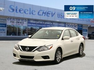 2017 NISSAN ALTIMA Heated Seats, Bluetooth, Remote Start and muc