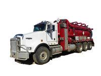 2009 KENWORTH T800 Tri Drive Vacuum Truck Cash/ trade/ lease to