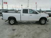 2007 DODGE RAM 1500 4X4  5.7 HEMI WE FINANCE EVERYONE