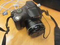 Canon PowerShot SX30 IS Camera plus Extras for sale