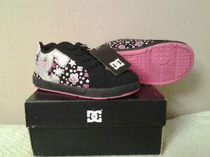 Brand new toddler DC sneakers