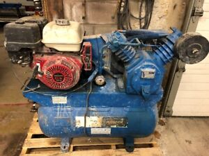 Gas Powered Air Compressor - Pacific Ranger (Battery Start)