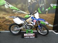 Yamaha YZ 125 motocross/enduro green lane bike Clean example