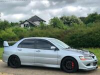2006 [55] MITSUBISHI LANCER 2.0 EVO 8 VIII GSR UK SPEC ONLY 77K MILES