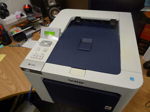 Brother Color Laser HL-4040CDN Workgroup Laser Printer