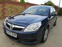 Vauxhall Vectra 1.8i VVT 140ps2007 Exclusive Go On... Try Find A Better One!