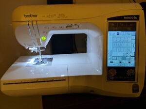 High End Computerized Brother NX2000 Sewing and Quilting Machine