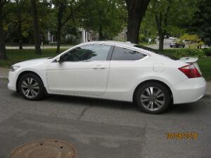 "2008 Honda Accord EXL Coupe """