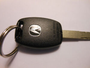 Acura Original OEM car key in Brand new condition