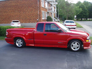 1999 Chevrolet S-10 extreme Camionnette