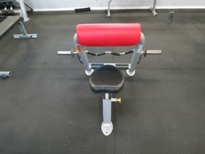 Exercise equipment- Preacher curl