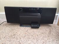 Pioneer CD DVD USB AUX IPOD dock music system