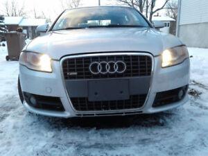 Audi 2008 A4 En excellente condition. Négociable.