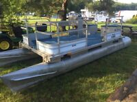 Rare Mini Pontoon Boats - 3 to Choose from!!!