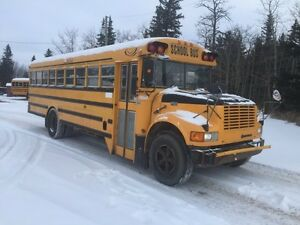 School bus for sale