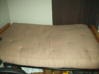 Queen Size Futon Couch/Bed