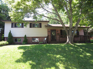 Home with garage for rent in Riverview (AVAILABLE IMMEDIATELY)